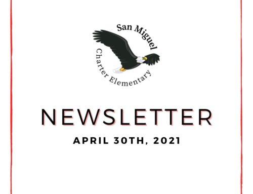 4.30.21 Newsletter